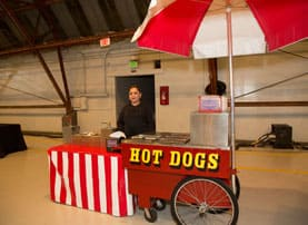 Hot Dog Stand - Barts Carts Inc.